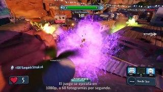 Plants vs Zombies Garden Warfare - PS4 Deep Dive-QY0h31EuVDE