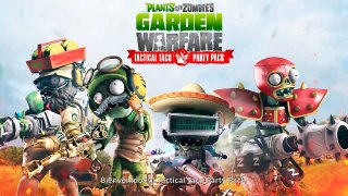 Plants vs Zombies Garden Warfare - Tactical Taco Party Pack-j6NUBJ1nz-U