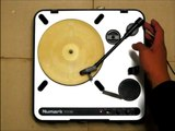 Lire une tortilla comme un disque Vinyle LOL