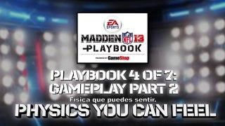 Madden NFL 13 - Playbook - Fisica que puedes sentir-VxXbfvSEQzM