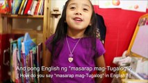 Learn How to Count in Tagalog (Filipino)   Tagalog for Kids