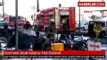 İzmir'deki Alçak Saldırıyı TAK Üstlendi