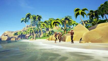 Inn-side Story #10 Co-Op Gameplay de Sea of Thieves