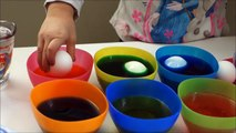 Coloring Easter Eggs Frozen Easter Eggs - Easter Crafts for kids