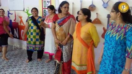 Kavita's Yobics on International Yoga Day  II  अन्तराष्ट्रीय योग दिवस  II By Kavita Nalwa