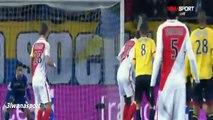 Sochaux vs Monaco 1-1 (pen 3-4) All Goals & Highlights & Penalty Shoot-Out League Cup 2017