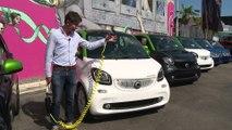 Comment brancher la nouvelle Smart Electric Rrive