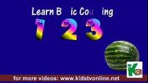 Считалки 81-90 | Числа песни | Математика для детей