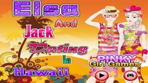 Elsa And Jack Dating In Hawaii: Disney Princess Frozen Elsa Games - Best Game for Little Girls
