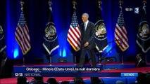 États-Unis : Barack Obama tire sa révérence lors d'un dernier discours