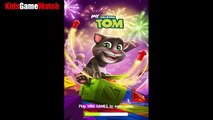 Talking Tom Геймплей 27 Talking Tom Hit The Road игры Talking Tom Cats Канистры игры, торт башни игры