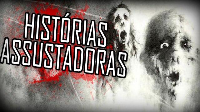 8 Histórias Assustadoras ao redor do mundo!