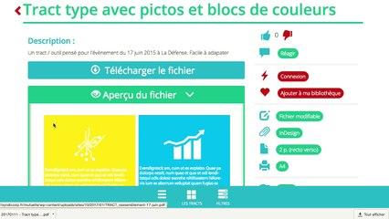 La Mutuelle de tracts sur syndicoop.fr