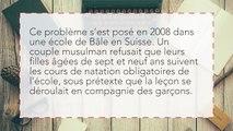 Les petites filles musulmanes doivent se baigner avec les garçons en Suisse selon la CEDH