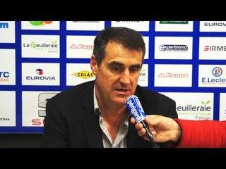 Conférence de presse : BBD - Poitiers