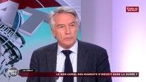 Le non-cumul des mandats pourrait entraîner « la disparition du Sénat » pour André Reichardt
