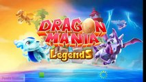 Dragon Mania Legends - Gameplay Walkthrough - First Impression iOS/Android