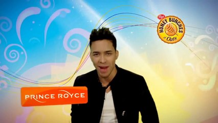 Prince Royce commercial