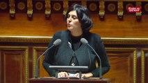 """""""La loi Travail est désormais loi de la République"""", insiste Myriam El-Khomri"""