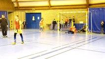 Vidéo séance de pénaltys U15 pour la 3ème place du tournoi