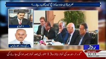 Khabar Roze Ki – 11th January 2017