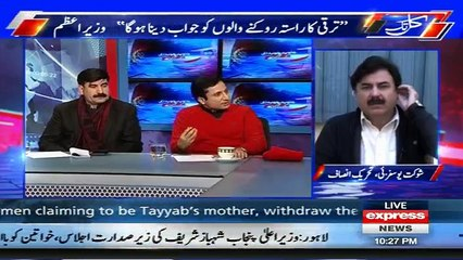 Kal Tak with Javed Chaudhry – 11th January 2017