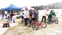 """D!CI TV : Hautes-Alpes : Une centaine de participants à """"Neige pour tous"""" à Gap-Bayard"""