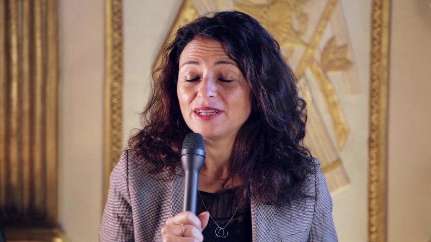 Karine Tuil, marraine de la Nuit de la lecture 2017
