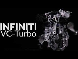 Infiniti VC-Turbo: Variable Compression Engine