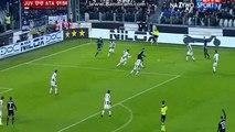 Juventus Amazing Chance - Juventus vs Atalanta - Coppa Italia - 11/01/2017