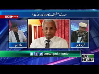 A2Z Topic PML (N) future in Sindh. 6-01-17
