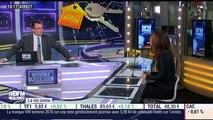 Marie Coeurderoy : Bilan 2016 du marché des bureaux - 09/01