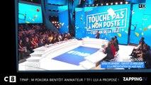 TPMP: M Pokora bientôt animateur? TF1 lui a proposé!