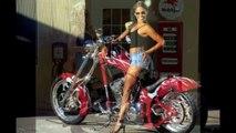 Harley Girls- Ladies And Hogs, Lady Harley Riders, Harley Babes