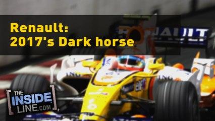 Renault: 2017's Dark horse