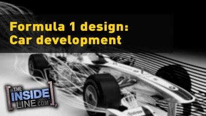 Formula 1 design: Car development