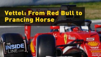 Sebastian Vettel: From Red Bull to Prancing Horse