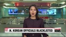 U.S. blacklists seven N. Korean officials over human rights abuses