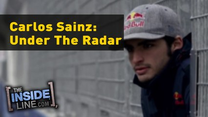 Carlos Sainz: Under The Radar
