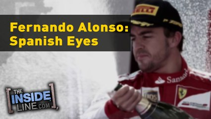 Fernando Alonso: Spanish Eyes