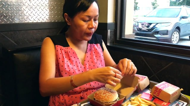 Doc McStuffins at McDonald's gives Farting Mommy Tummy Ache Check-Up Suregery