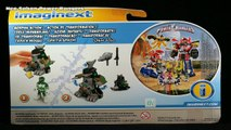 Imaginext Green Ranger and Dragonzord Battle Armor Toys (Mighty Morphin Power Rangers)-yGrA3AKG8a0