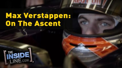 Max Verstappen: On The Ascent