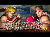 Ultra Street fighter IV Gameplay online Ken vs Ryo legendado HD