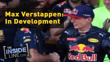 Max Verstappen: In development