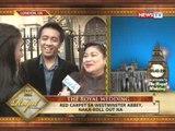 News to Go - Vicky Morales reports from red carpet at Westminster Abbey in London 4/29/11