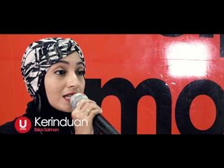 Siska Salman - Kerinduan Live at Uzone.id