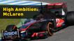 McLaren: Lofty Targets for 2017