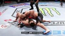 UFC 2  ● ROTHWELL VS NELSON ● РОТВЕЛЛ VS НЕЛЬСОН ● MMA UFC FIGHTERS 2017