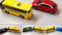 car toys Audi A1 No.11 videos | toys car ISUZU GALA No.42 | toys videos collections
